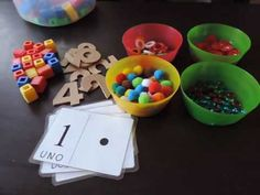 abn recta numerica mesa 4años - YouTube Learning Spanish, Pre School, Montessori, Activities For Kids, Homeschool, Math, Youtube, Learn To Count, Skip Counting Activities