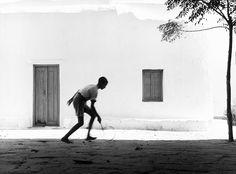 Piergiorgio Branzi. Mykonos, 1959