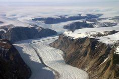 Arctic Highway in Northeast Greenland National Park