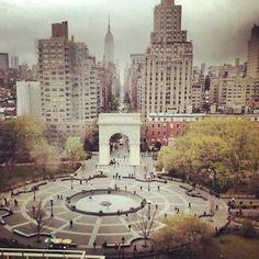 .Washington Square Park
