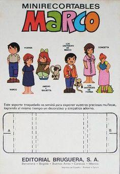 Disfraces de Marco Contraportada