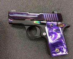 Another fabulous gun of a #wellarmedwoman !