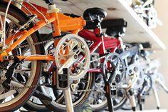 Vélos pliants - Dumoulin Bicyclettes by Dumoulin Bicyclettes, via Flickr