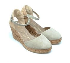Gaimo Obi Wedges Espadrilles | Spanish Shoes | Spanish Crafts - SPANISH SHOP ONLINE | SPAIN @ your fingertips