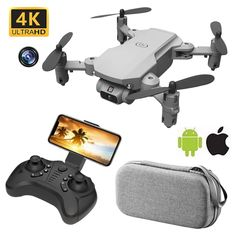 Quadcopter WiFi with 4K HD Camera