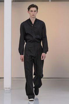 Christophe Lemaire Spring / Summer 2016 men's