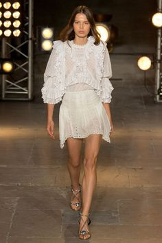 Isabel Marant Spring/Summer 2018 Ready To Wear   British Vogue