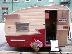 vintage shasta camper - Google Search