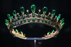 This Dazzling New Tiara Exhibit Will Take Your Breath Away: See the Photos!