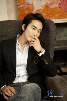 Song Seung Heon(송승헌)