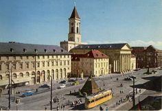 Downtown, Karlsruhe