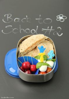 LeckerBox goes Back to School: PausenBox #2