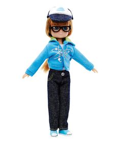 Another great find on #zulily! Robot Girl Lottie Doll #zulilyfinds