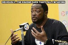. Steelers Ravens, Lol, Football, Baseball Cards, Sayings, Fictional Characters, Funny Things, Soccer, Futbol