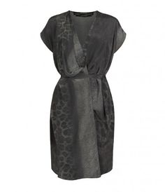 Serpent Dee Dee Dress  All Saints