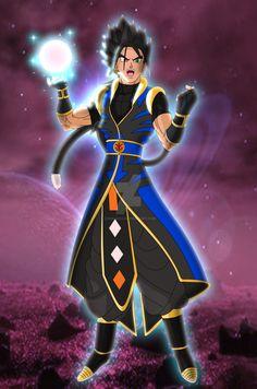 Kai-oken - King Roken and Kai-lan fusion by Sonkai912