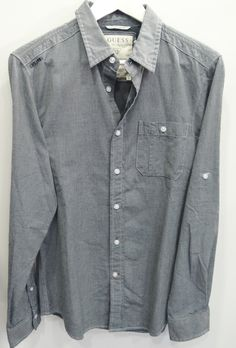 Camisa denim touch Guess