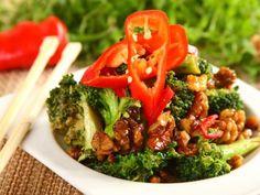 Brokolice na čínský způsob