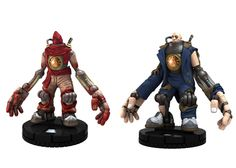 Add BioShock Infinite HeroClix To Your Collection Today! | WizKids Games