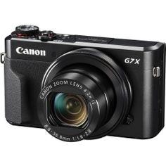PowerShot G7 X Mark II, o camera foto compacta ce dispune de numeroase functii puternice, oferind un control asupra imaginilor si o calitate excelenta a acestora. Acest aparat foto ce dispune de tehnologie de ultima ora si performante de exceptie ingrate intr-un corp compact, cu un design simplu si elegant. Robust si versatil, multumita obiectivului cu zoom 4.2x si distanta focala 24-100mm echivalent in format 135), cu o luminozitate excelenta f/1.8-2.8, a filmarii Full HD si a dimensiun...