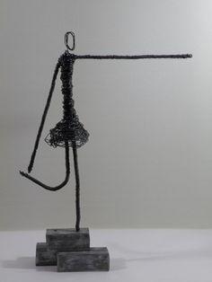 "Saatchi Online Artist D S León; Sculpture, ""Female"" #art"