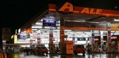 VISÃO NEWS GOSPEL: Um posto de gasolina e um presente misterioso: ass...