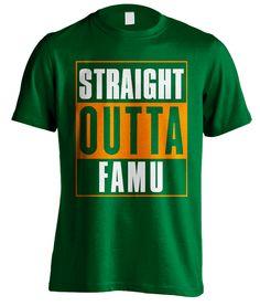 Famu mascot v neck tee victoria brown 39 s secret famu for Alma mater t shirts