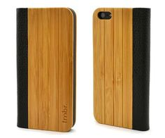 The Handmade Bamboo Wood iPhone 5 Case