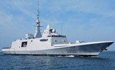 In January 2014, Morocco received a frigate from France, FREMM Mohammed VI largest warship of the Royal Moroccan Navy.