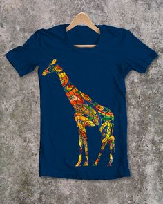 GIRRAFE  tshirts... & more (727073.spreadshirt.net) Cool Things To Buy, Stuff To Buy, Fashion Outfits, Sewing, School, Prints, Mens Tops, T Shirt, Clothes