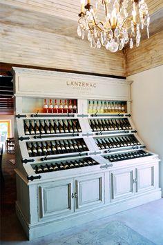 Wine touring at Lanzerac, Stellenbosch, South Africa   lark&linen