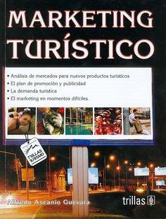 """MARKETING (México : Trillas, 2012). Contenido: El  modelo  McCarthy  y  sus  aplicaciones. El  producto. La  plaza. La  promoción. Distribución  de  la  fuerza  de  ventas. El  precio. La  """"miopía""""  en  el  área  de  marketing. Modelo  para  estimar  el  mercado  potencial  y  su  posible  promoción.La  estimación  de  la  demanda  turística:  enfoques  estadísticos. El  marketing  en  momentos  turbulentos  o  de  crísis. Ver más…"""