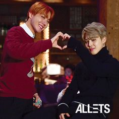 BTS for the Allets x Naver 'Let's Share The Heart' Fashion Charity Campaign [161122]