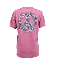 Southern Shirt Co, Cute Shirt Designs, Hippie Shirt, Love Shirt, Kids Shorts, Cute Shirts, Short Sleeve Tee, Soft Fabrics, Floral Shirts