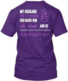 God Made My Husband an Angel