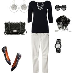 Polka Dots, created by heather767 on Polyvore