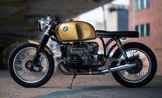 Bmw caferacer by garaje57 handmademotorcycle