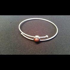 SEMI PRECIOUS STONE BRACELET one of a kind Jewelry Bracelets