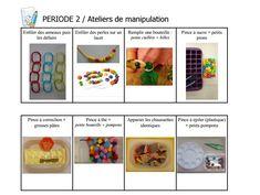 programmation des AIM pour les périodes 1 à 4 - SP