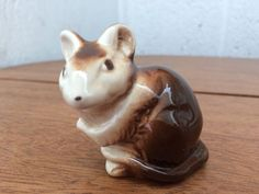 Poole Pottery Field Mouse #Animals