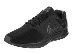 sports shoes 78693 50466 Nike Mens Downshifter 7 BlackMtlc HematiteAnthracite Running Shoe 10 Men US     You can get