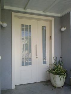 דלת כניסה לבית פרטי שפשוט אי אפשר להתעלם ממנה