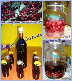 Grazie al mio stupendo suocero e al suo orto ho sempre buonissimi prodotti naturali e biologici. Quando mi ha portato le ciliegie belliss...