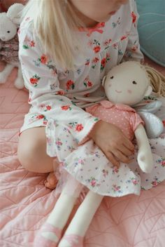 Taylor shares her evening routine with her kids and why Cath Kidston pjs are her favorite.