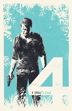 Uncharted 4 Poster - William Henry