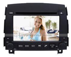 Hyundai NF Sonata Android Autoradio DVD GPS Digital TV Wifi 3G