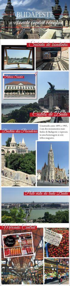 Budapeste: a vibrante capital húngara - Blog da Mimis - Conheçam o destino turístico considerado o sexto mais visitado da Europa!