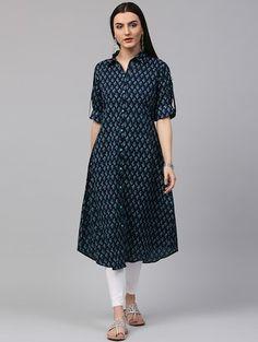 Simple Kurta Designs, Kurta Designs Women, Blouse Designs, Stylish Dresses For Girls, Simple Dresses, Pretty Dresses, Casual Dresses, Prom Dresses, Embroidery Designs
