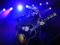 Warren Haynes & The Christmas Jam Band [12-13-2014] Civic Center, Asheville, NC