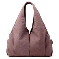 Canvas Comfort Bag